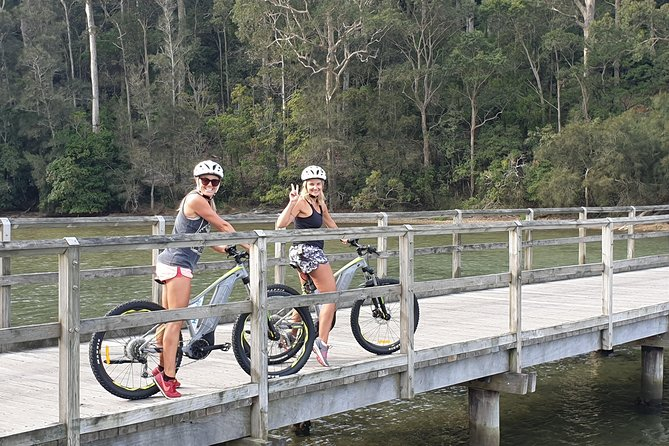 Narooma - E-Bike Hire 4 Hours Rental - (Over 12 years only)