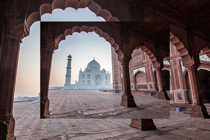 Private Taj Mahal and Khajuraho city tour