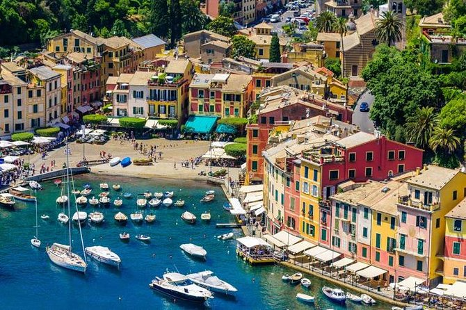 Explore Camogli and Portofino