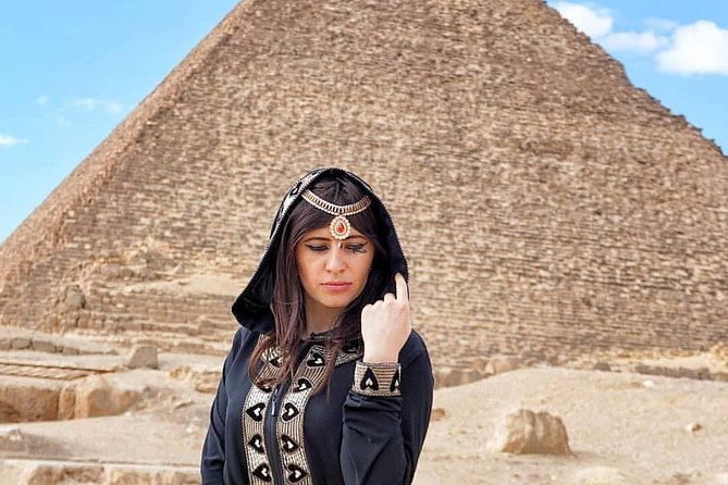 Pyramids Photo Session Tour