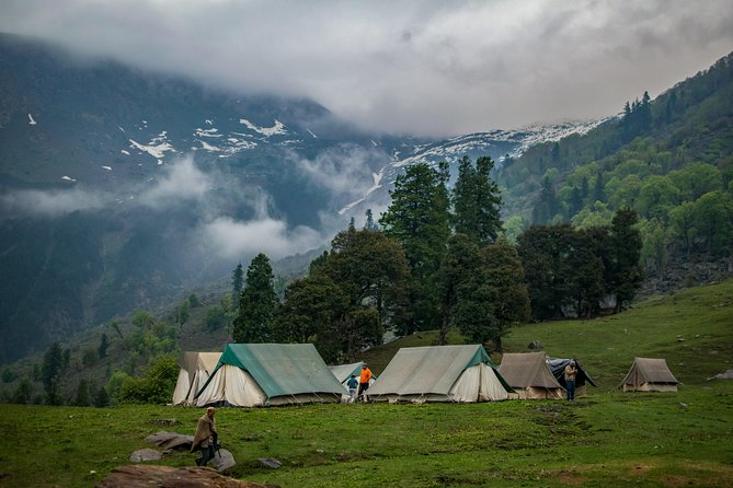 Kasol Kheerganga Trek and Camping