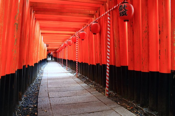 Kyoto 1-Day Bus Tour from Osaka (From April 2019)