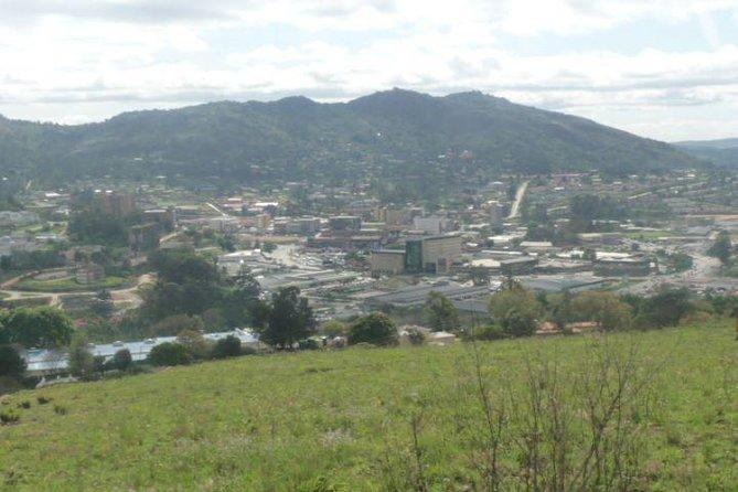 Mbabane City Walking Tours- eSwatini