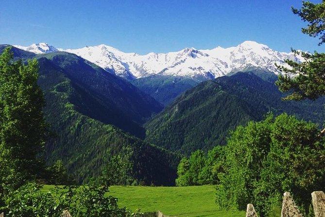 5 days in Svaneti. Caucasus Heart.
