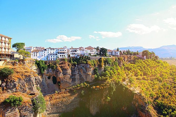 Private tour of Ronda and winery from Malaga with Hotel pick up and drop off