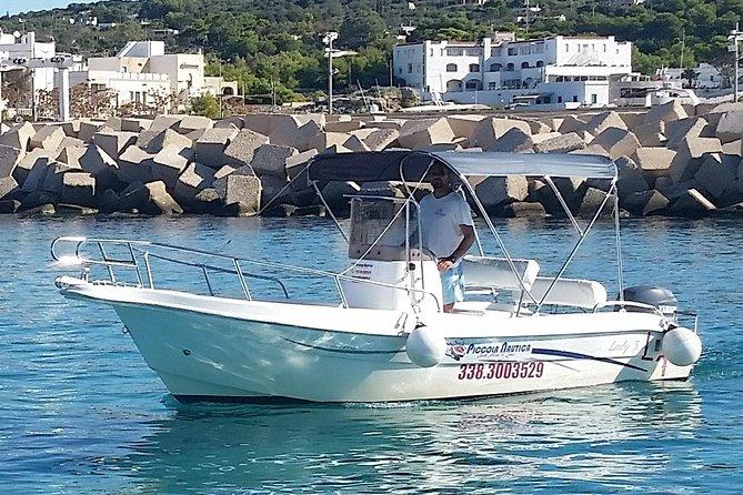 Boat rental Santa Maria di Leuca - Lady 7 p