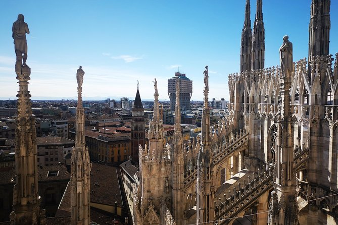 Skip the Line: Milan Cathedral and Rooftops by Elevator Ticket photo 7
