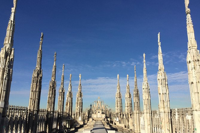 Skip the Line: Milan Cathedral and Rooftops by Elevator Ticket photo 6