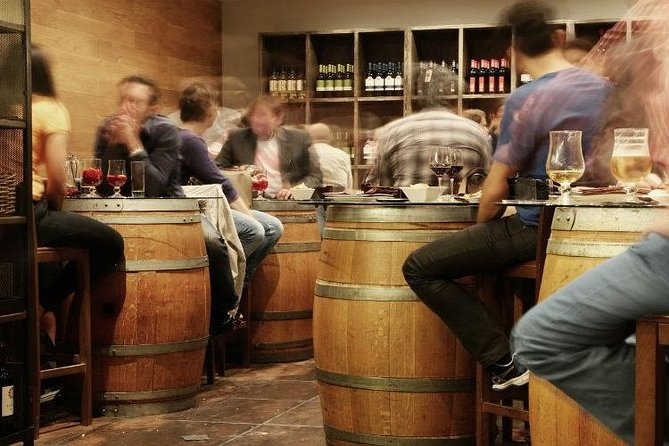 Tasting of Andalusian wines and Iberian products