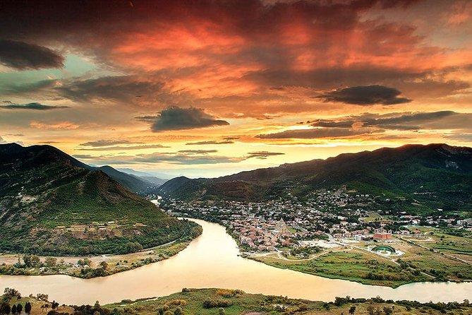 Tbilisi - Mtskheta Tour (Modern and ancient capital cities of Georgia) - PRIVATE