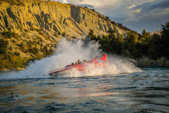 Jet Boat Adventure on the Mighty Clutha River from Wanaka photo 7