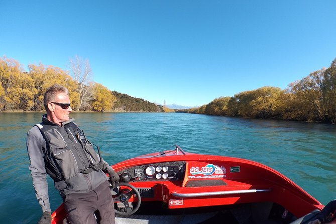 Jet Boat Adventure on the Mighty Clutha River from Wanaka photo 2