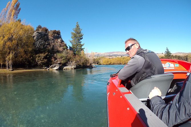 Jet Boat Adventure on the Mighty Clutha River from Wanaka photo 4