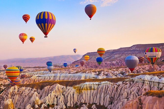 9 Day Turkey Tour from Istanbul including Blue Cruise