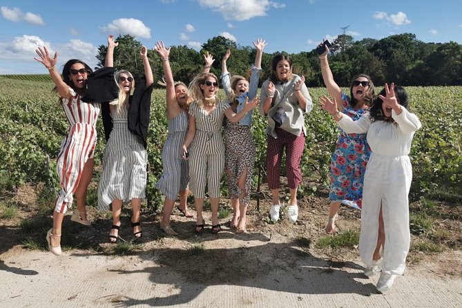 English Wine Tour