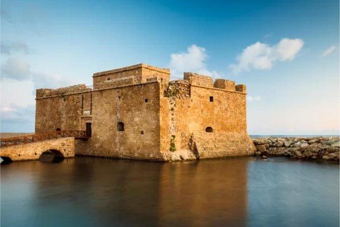 Paphos & Curium (Larnaca, Agia-Napa, Protaras)