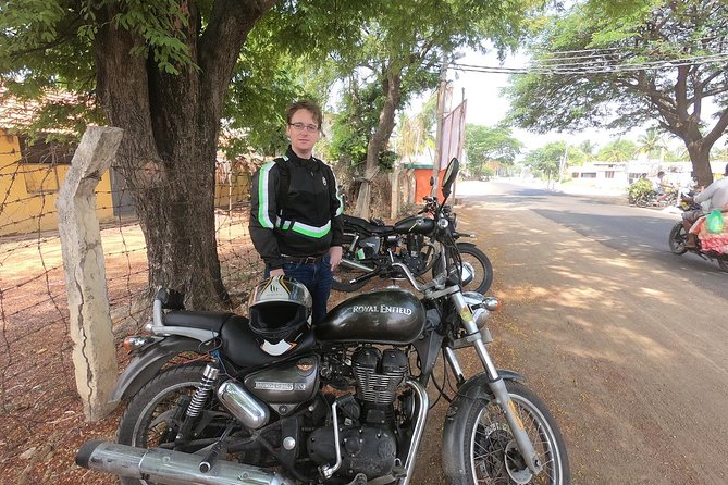 Jewel of South India, 4 days Royal Enfield Motorcycle tour from Chennai