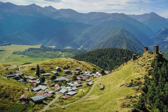 Transfer From Tbilisi To Tusheti photo 8
