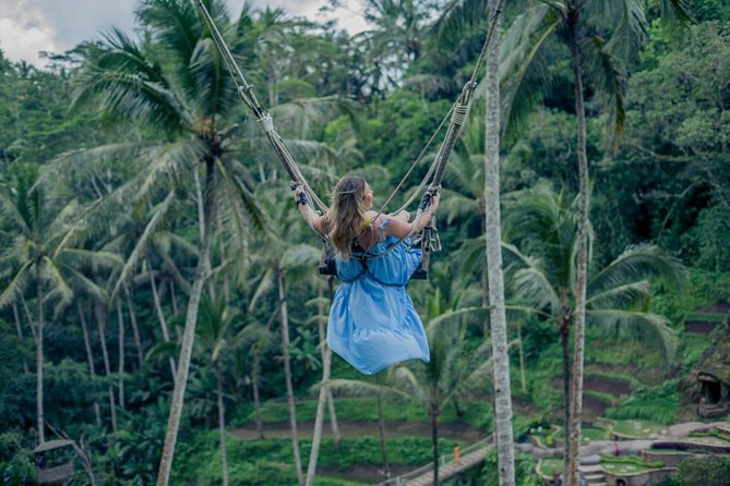 Ubud Swing with Private Photographer