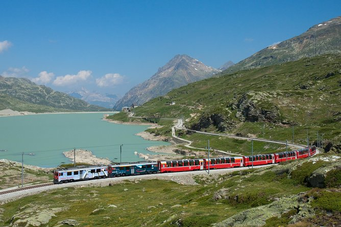 Bernina Express Tour: the world's most spectacular railway routes