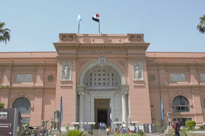 Private Egyptian Museum Tour with Hotel Pickup