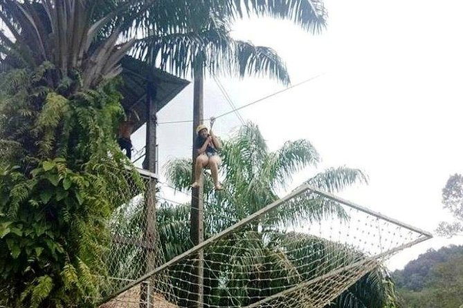 PHUKET: Rafting 5 km-Flying Fox -Buddha Cave-ATV 60M.-Waterfall-Lunch (STF) photo 17