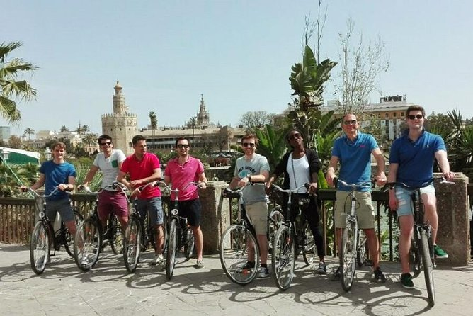 Seville Bike Tour with Full Day Bike Rental