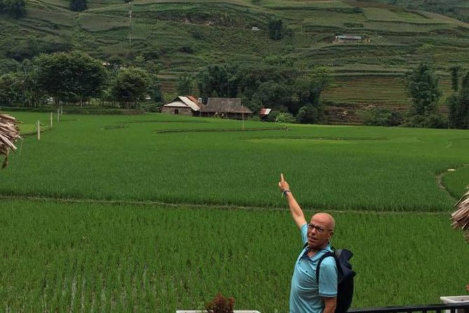 Sapa Trekking Tour with Local full Package by Train 3N2D