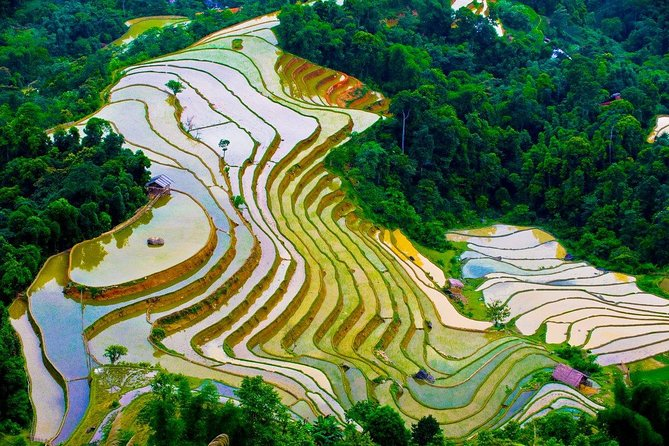 Hanoi - Sapa 3days/2nights by Bus, 3star Hotel, Homestay Full Trekking Package
