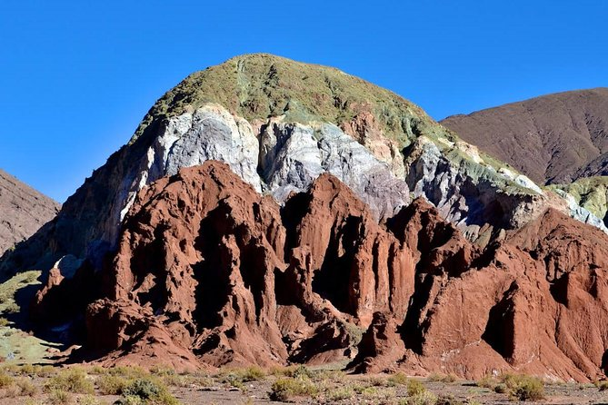 Half day Valle del Arco Iris - San Pedro de Atacama