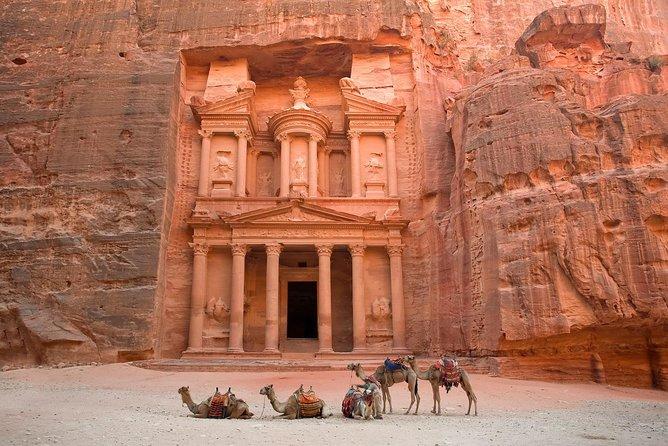 4 days in Jordan - Petra, Dead Sea and Wadi Rum