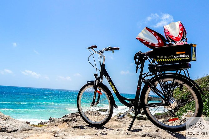 Isla Mujeres e-Bike Tour (departing from Cancun)