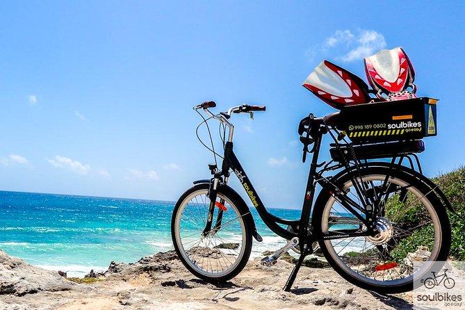 Isla Mujeres e-Bike Tour (departing from Cancun)