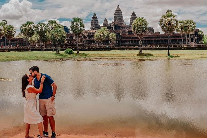 Angkor 1 day private tour with sunset