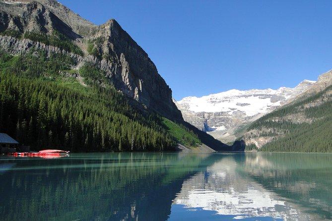 Transportation: Calgary to Lake Louise