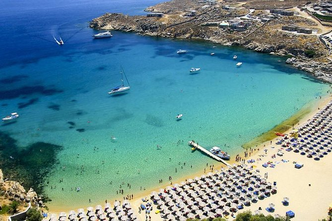 South Coast Tour in Mykonos Island