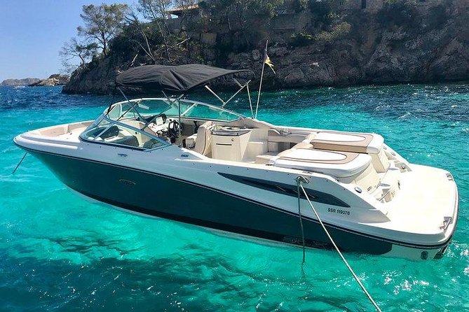 Boat tour - Sea Ray SLX 270 8h & 4h & Sunsettour