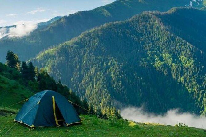 Kheerganga Trek with Camping