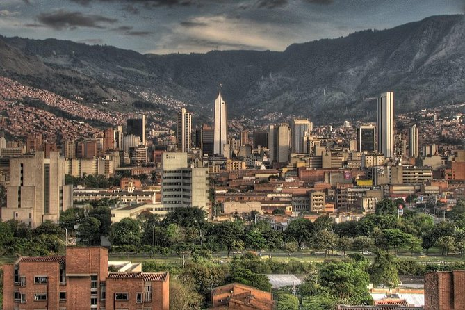 Medellin City Tour All Inclusive - PRIVATE!!!