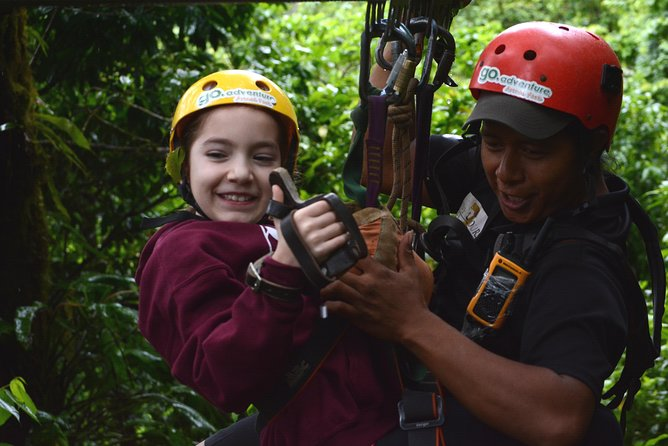Canopy Tour in Go Adventure Park photo 8