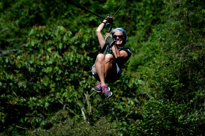 Canopy Tour in Go Adventure Park photo 2