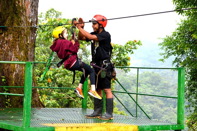 Canopy Tour in Go Adventure Park photo 10