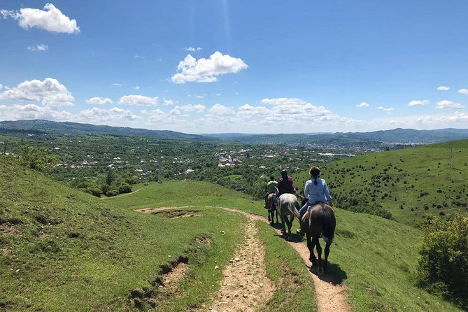 A day on horses from Brasov