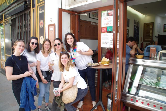 Tapas and Sightseeing Tour