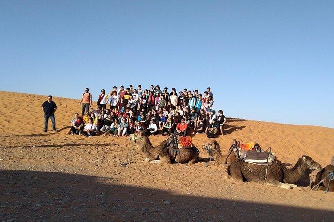 3 day 2 nights desert tour from marrakech to merzouga