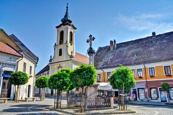 Private Szentendre Experience with a comfortable air-conditioned car