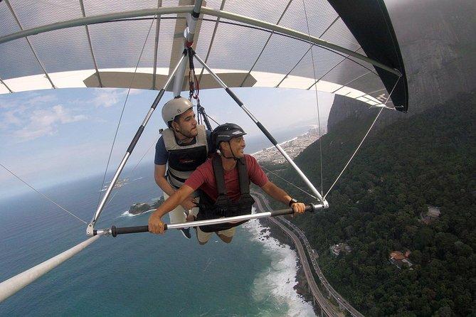Tandem Hang Gliding - Experience Rio de Janeiro Scenic Views