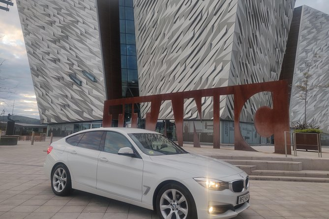 Belfast Political Tour