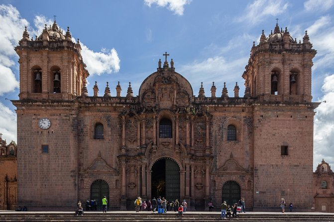 Cusco Cathedral Admission Ticket