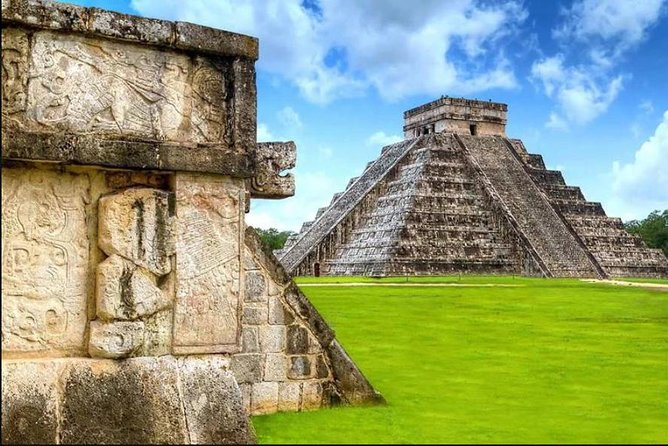 Private Day Tour in Chichen Itzá & Valladolid Trip